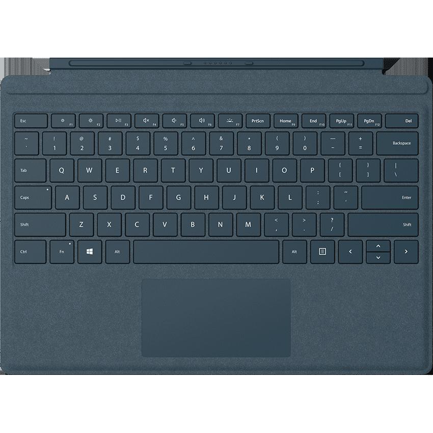 کیبورد مایکروسافت سرفیس پرو ۴ مدل type cover