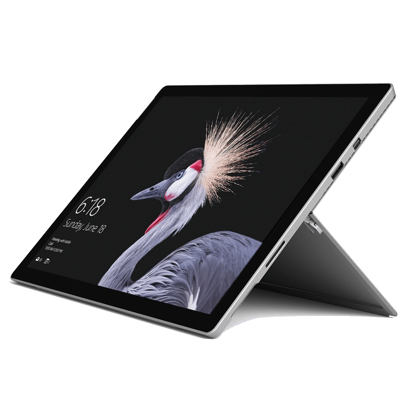 surface pro 5 – core i5 4gb ram 256gb ssd