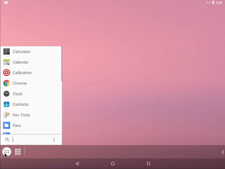 اجرای برنامه های اندروید با Android-x86
