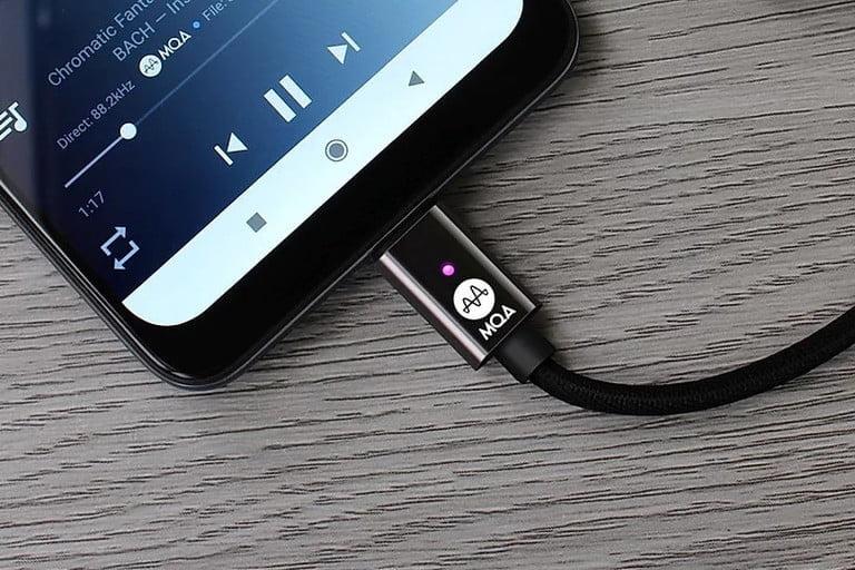 انتقال فایلها از گوشی به کامپیوتر از طریق کابل usb