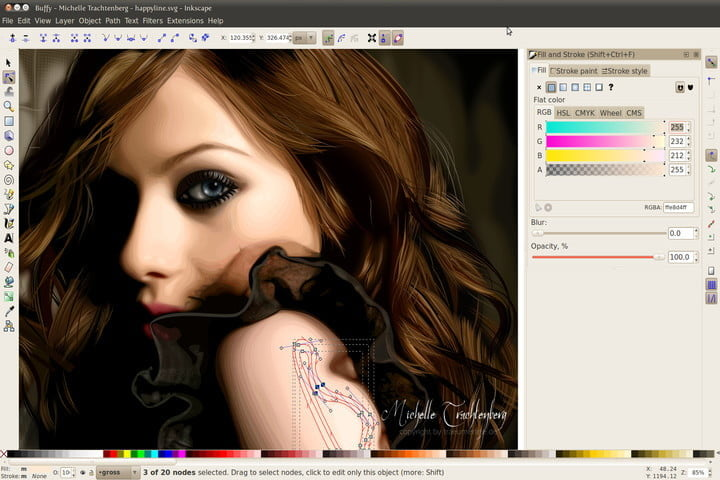 دانلود رایگان نرم افزار Inkscape