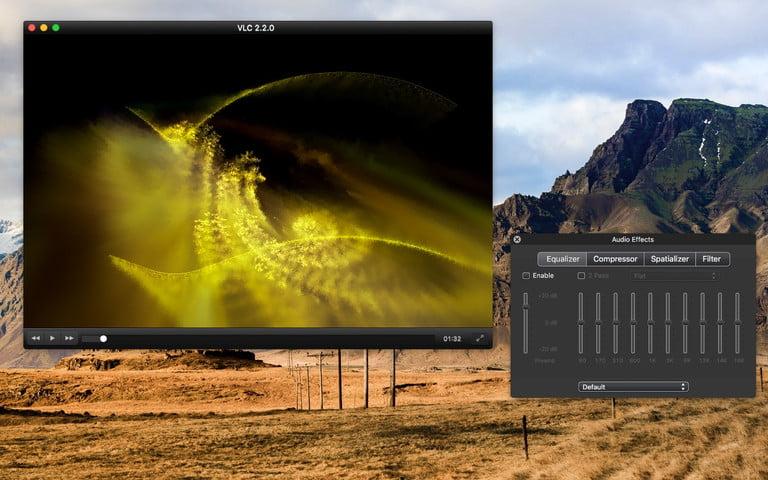 نرم افزار پخش موسیقی VLC