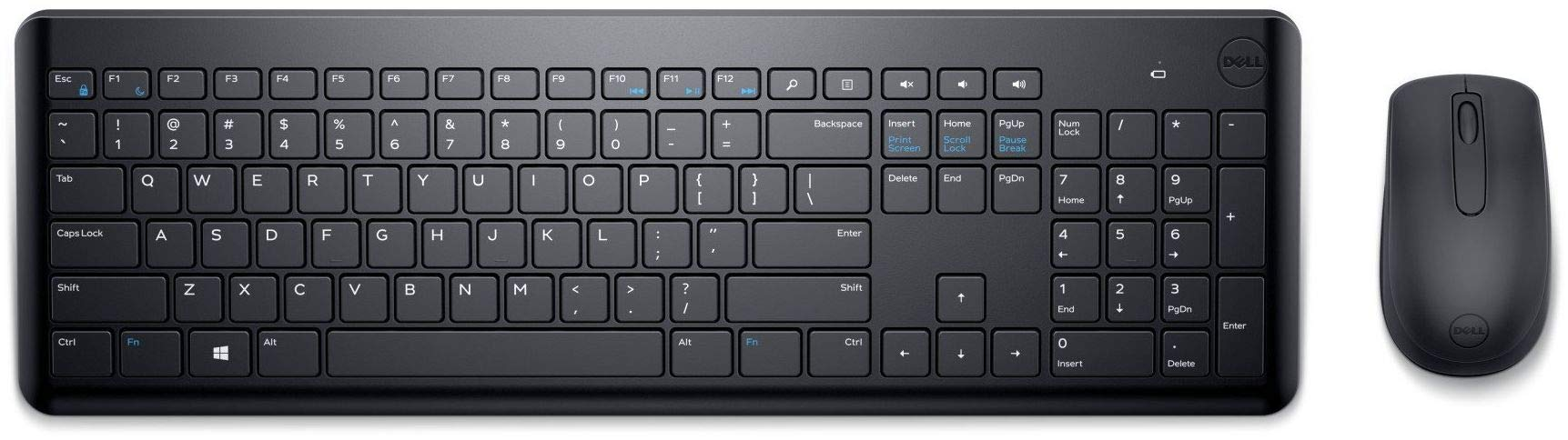 خرید Dell KM117 Wireless Keyboard and Mouse
